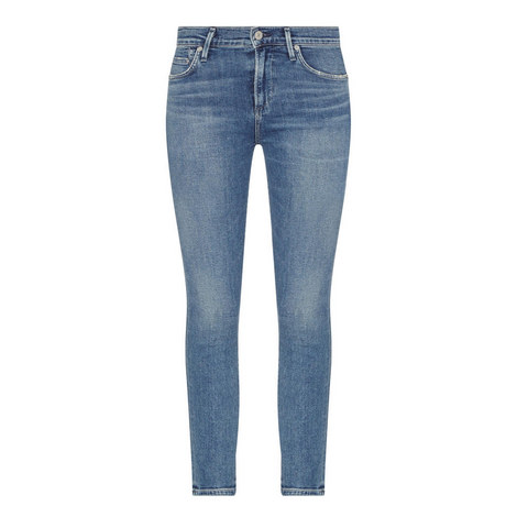 Rocket Crop High-Rise Skinny Jeans, ${color}