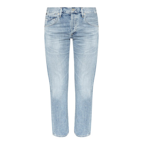 Emerson Cropped Boyfriend Jeans, ${color}