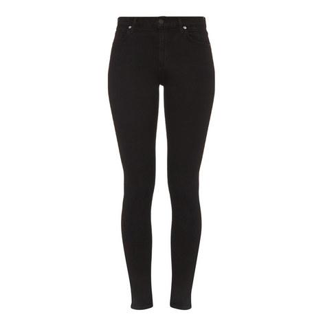 Carlie High Rise Skinny Jeans, ${color}