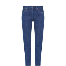 Liya High-Rise Jeans