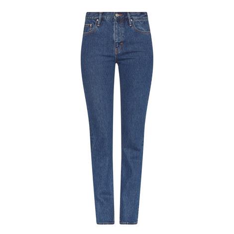 Victoria High Rise Jeans, ${color}