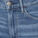 W3 Frayed Cuff Cropped Jeans, ${color}
