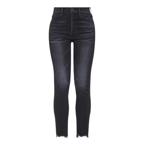 W3 Straight Fit Cropped Jeans, ${color}