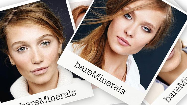 Bare Minerals make up lessons
