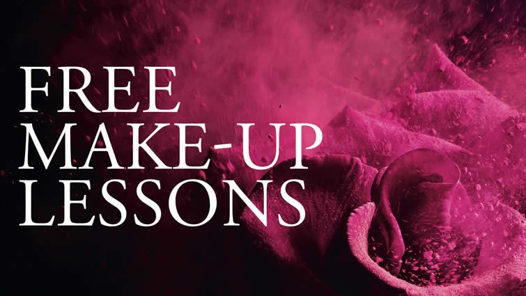 Lancome Make Up Lessons