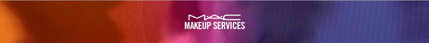 MAC makeup services